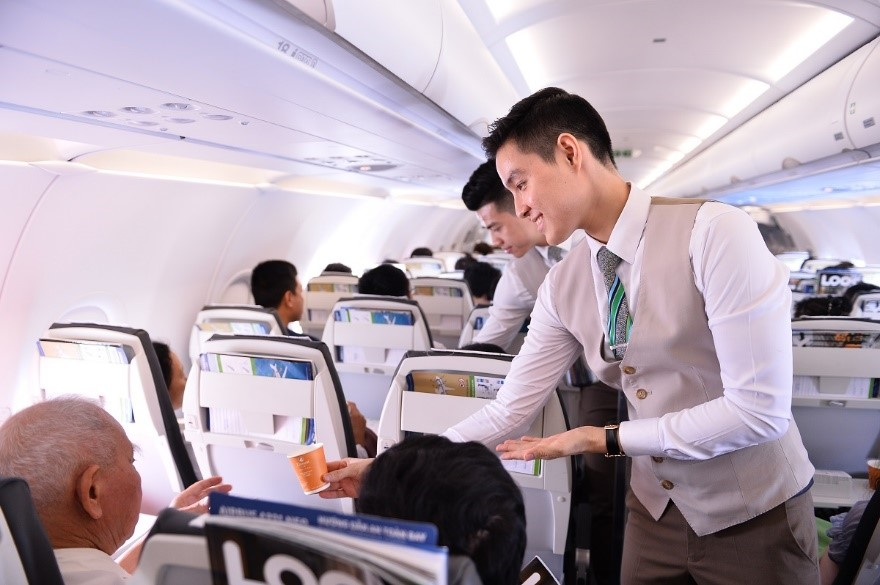 Đây là hoạt động thiết thực của Bamboo Airways với kỳ vọng góp phần tạo nên một môi trường sống xanh sạch hơn