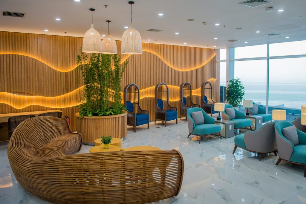 Dịch vụ sử dụng phòng chờ thương gia Bamboo Airways