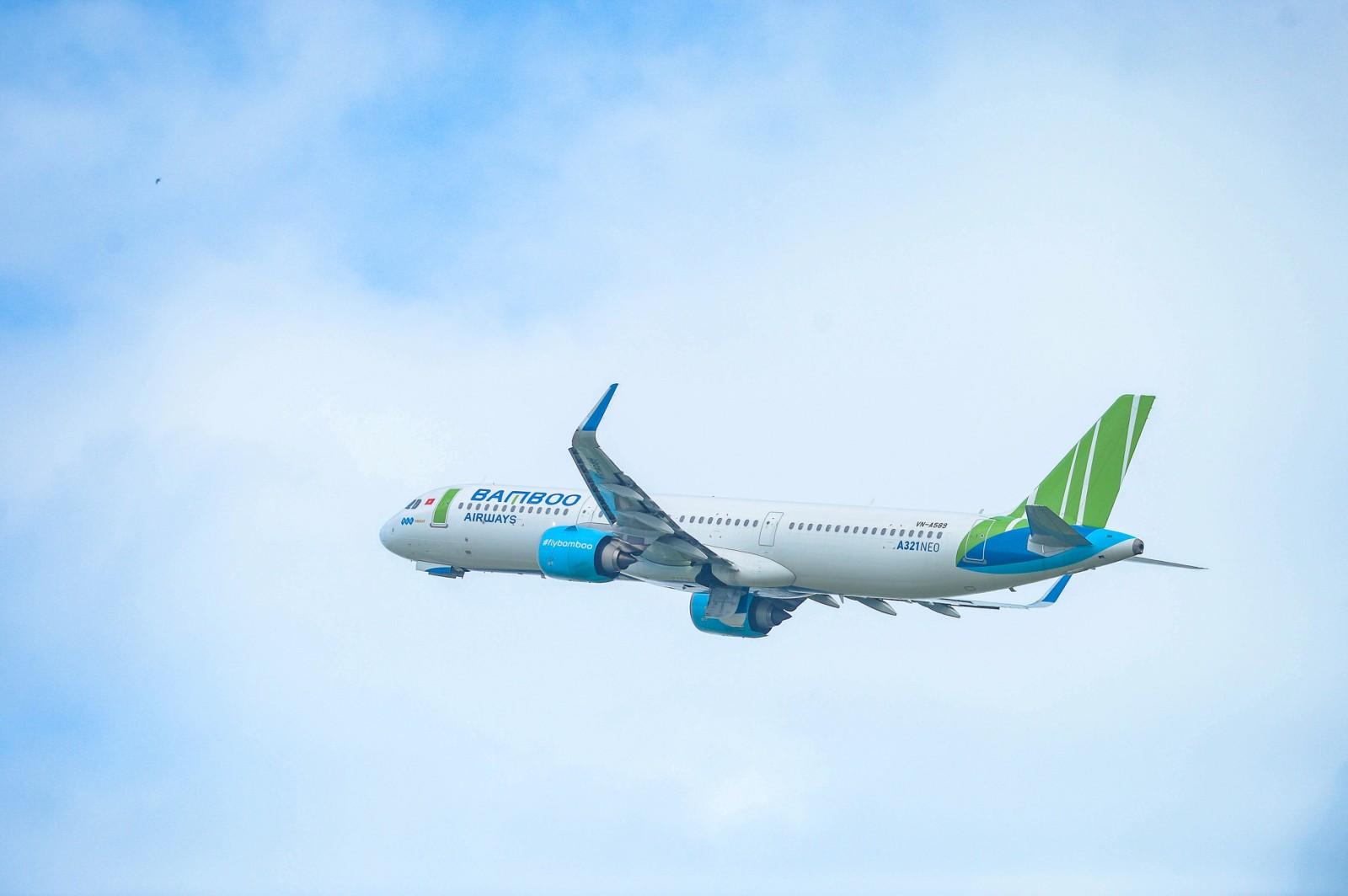 Bamboo Airways liên tục cập nhật chính sách vé linh hoạt trong giai đoạn dịch bệnh